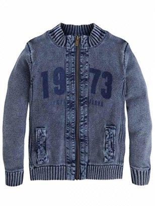 Cardigan-Blue-cotton-Long-sleeves-Teen-Boy-Pepe-Jeans