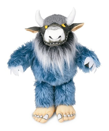 Where the Wild Things Are Bernard Plush Toy, 7""