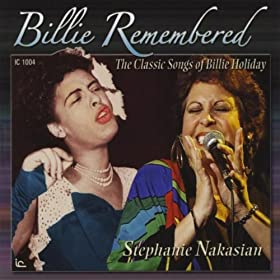 Amazon.com: Billie Remembered: The Classic Songs Of Billie ...