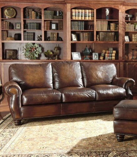 Understanding Leather Jargon: Full Grain, Top Grain And Bonded Leather Sofas