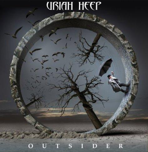 Uriah Heep-Outsider-CD-FLAC-2014-FORSAKEN Download