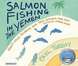 "Cover of ""Salmon Fishing in the Yemen"""