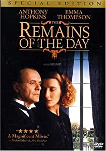 "Cover of ""The Remains of the Day [Region ..."
