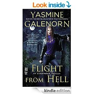 Flight from Hell (An Otherworld Novella)