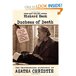 Duchess of Death: The Unauthorized Biography of Agatha Christie