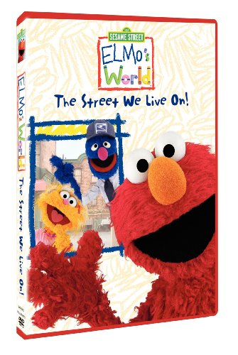 Elmo World Flowers Bananas More Dvd S