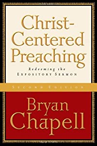 "Cover of ""Christ-Centered Preaching: Rede..."