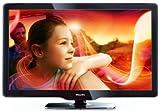 Philips 42PFL3606H/12 107 cm (42 Zoll) LCD-Fernseher, Energieeffizienzklasse C (Full-HD, 50Hz, DVB-T/-C) hochglanz schwarz