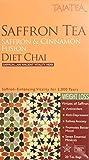 Saffron Cinnamon Diet Chai Tea 20 Bags