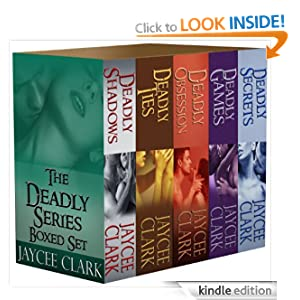 The Deadly Series Boxed Set (Kinncaid Brothers)