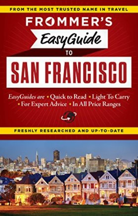 frommers easyguide san francisco best book travel