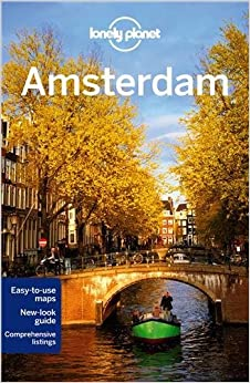 guide lonely planet amsterdam