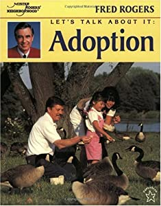 "Cover of ""Let's Talk About It: Adoption (..."