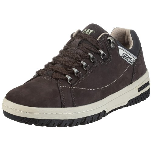 Cat Footwear APA/MENS BLACKOUT P711585 Herren Sneaker, EU 41 braun(blackout)