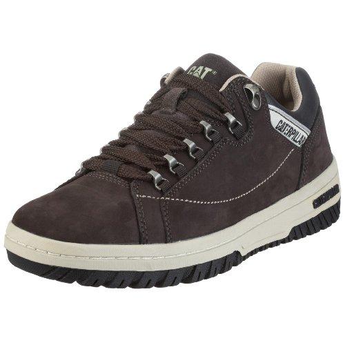 Cat Footwear APA/MENS BLACKOUT P711585 Herren Sneaker, EU 41 braun(blackout)