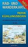 Rerik, Kühlungsborn 1 : 30 000 Rad- und Wanderkarte: Mit Heiligendamm, Neubukow, Kröpelin. Maßstab 1:30.000