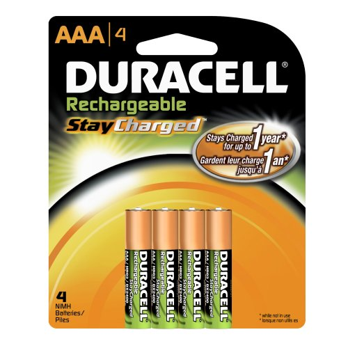 Duracell Nicad Batteries