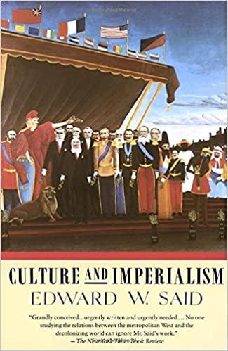 Image result for edward said culture and imperialism