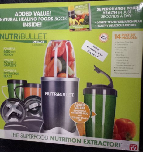 Nutri Bullet 14 Piece Blender Set
