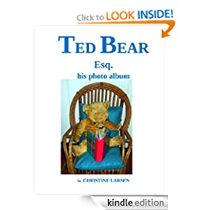 Ted Bear Esq. - his photo album (Small Folk Tales)
