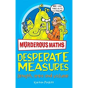 Desperate Measures (Murderous Maths)