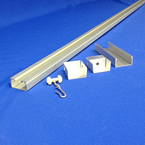 duralign hospital and cubicle curtain track kit 4 80 x 80 track 90 bend check price whiteheadgbradleypii