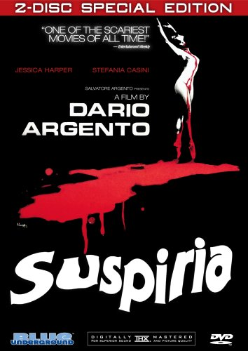"Cover of ""Suspiria (2-Disc Special Editio..."