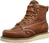"Thorogood 814-4200 American Heritage 6"" Moc Toe Boot, Tobacco, 11.5 B US"