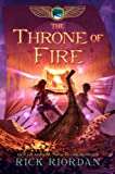The Throne of Fire (The Kane Chronicles)