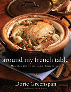 "Cover of ""Around My French Table: More Th..."
