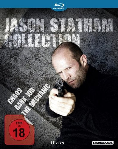 Jason Statham Collection [Blu-ray]; ca. 26 Euro