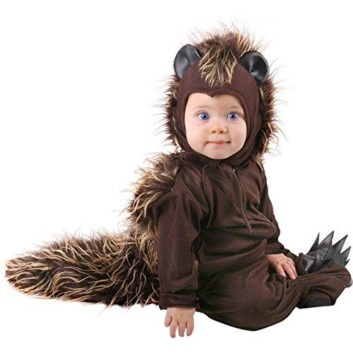 Unique Infant Toddler Baby Porcupine Animal Costume (24 Months)