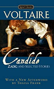 "Cover of ""Candide, Zadig and Selected Sto..."
