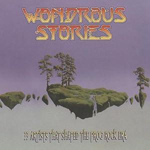 Wondrous Stories CD Cover