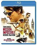 ミッション:インポッシブル/ローグ・ネイション ブルーレイ+DVDセット(2枚組) [Blu-ray]