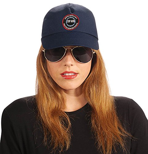 Top Gun U.S. Navy Costume Baseball Cap Hat