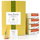 Tea Forte Event Box - 48 Silken Pyramid Infusers - Blueberry Merlot