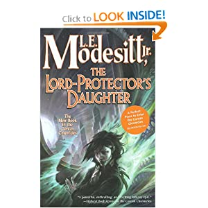 The Lord-Protector's Daughter (Corean Chronicles)