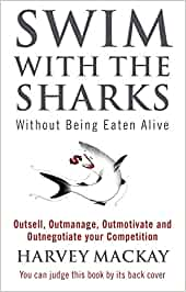 Image result for swim with the sharks without being eaten alive