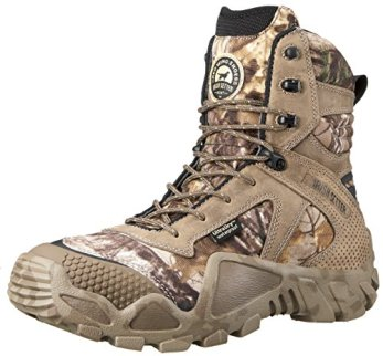 "Irish Setter Men's 2870 Vaprtrek Waterproof 8"" Hunting Boot, Realtree Xtra Camouflage,12 EE US"