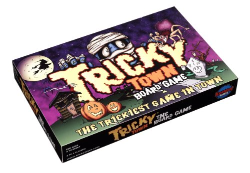 Tricky Town Board Game