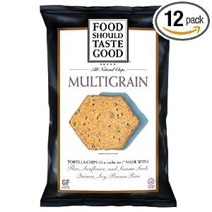 Food Should Taste Good Multigrain Tortilla Chip