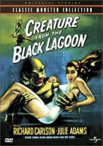 """Cover of """"Creature From the Black Lagoon ..."""