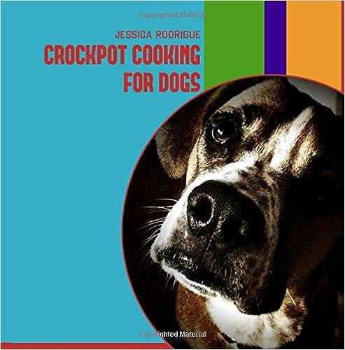 Homemade Crockpot Dog Food