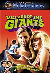 "Cover of ""Village of the Giants"""