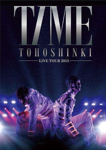 東方神起 LIVE TOUR 2013 ~TIME~ (特典ポスター無) (2枚組DVD)