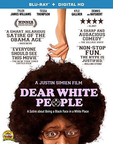 DEAR WHITE PEOPLE