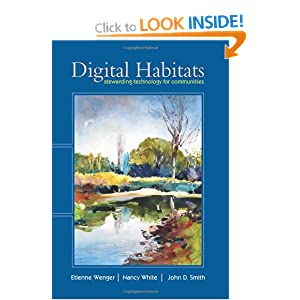 Digital Habitats; Stewarding Technology for Communities