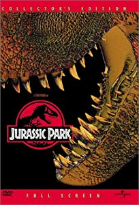 "Cover of ""Jurassic Park (Widescreen Colle..."