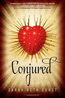 Conjured by Sarah Beth Durst| wearewordnerds.com
